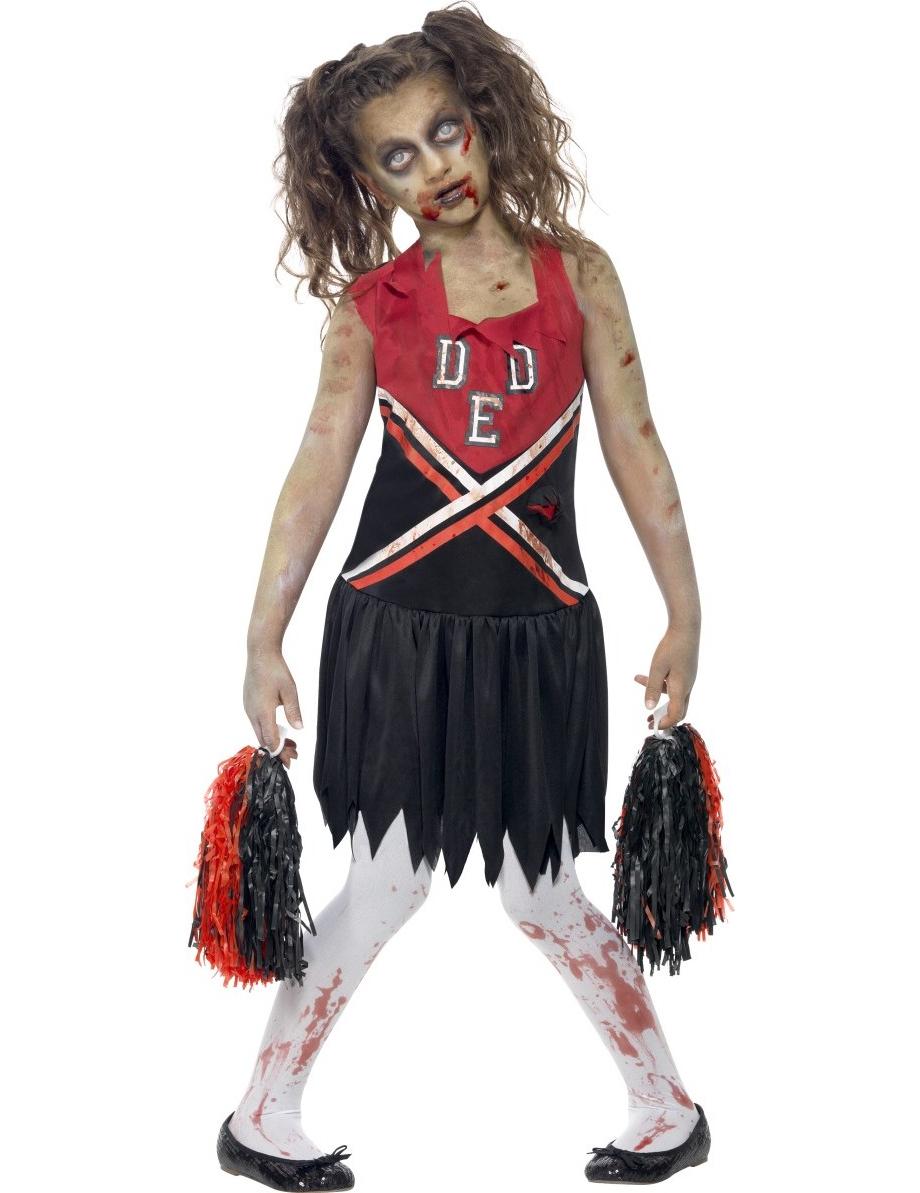 Костюмы на хэллоуин своими руками для девочек 99