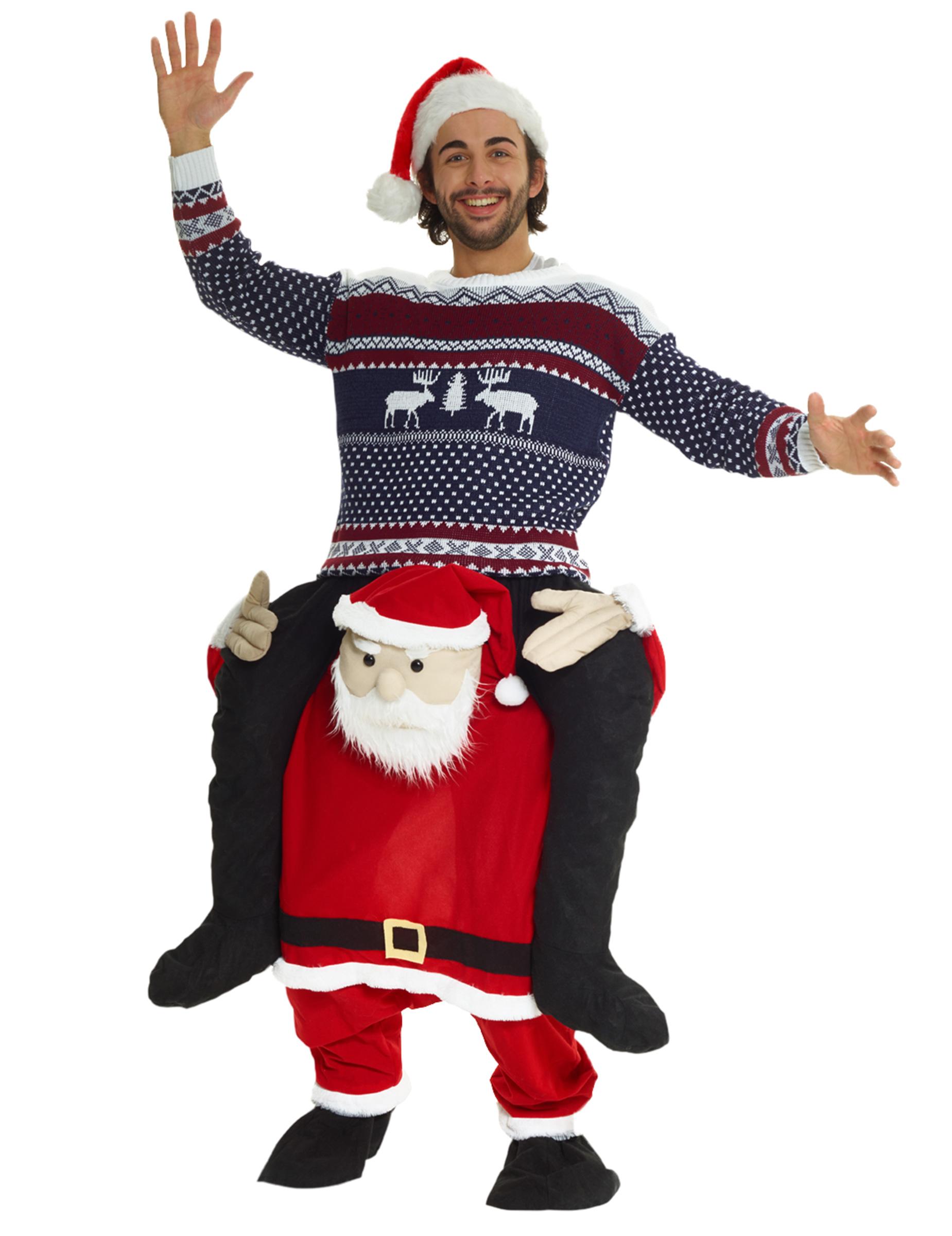 carry me weihnachtsmann kost m g nstige faschings. Black Bedroom Furniture Sets. Home Design Ideas