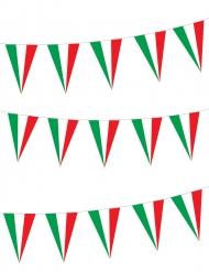 Italien-Girlande Flaggen 5m