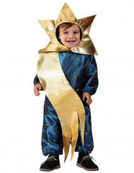Weihnachtsstern Babykostüm