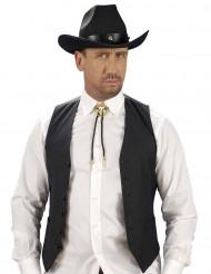 Krawatte Cowboy für Erwachsene