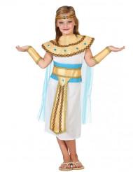 Ägyptisches Königinnen-Kinderkostüm