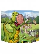 Stand-Tafel mit Dinosaurier-Motiv