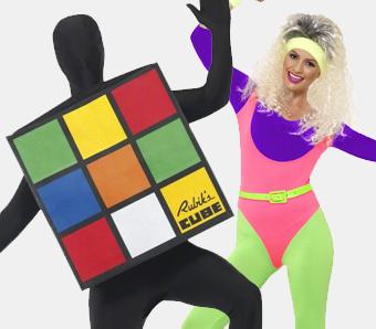 Günstige 80er Jahre Kostüme Karneval Megastorede