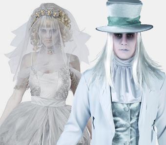 Geisterkostume Gespenst Schminken Und Mehr Karneval Megastore