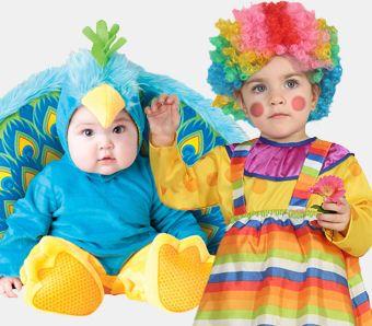 Die Sussesten Baby Faschingskostume Karneval Megastore De