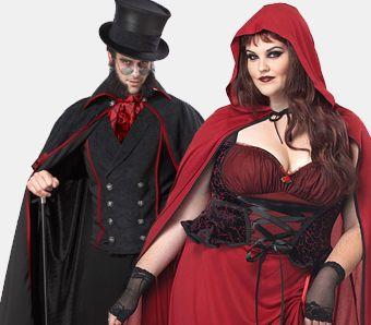 72d14d14598c82 Halloween Kostüme große Größen