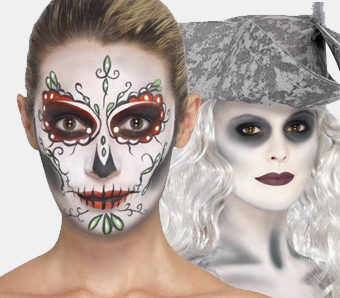 Make Up Schminke Fur Karneval Halloween Karneval Megastore
