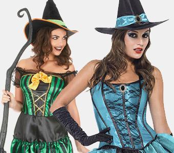 91c08f76c6dc3 Hexen, Zauberer und Magier Kostüme für Erwachsene und Kinder ...
