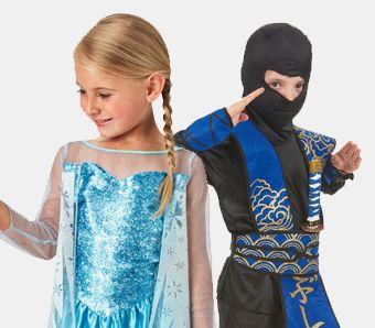 Faschingskostume Fur Kinder Karneval Megastore