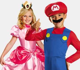 Super Mario Kostume Fur Erwachsene Und Kinder Karneval Megastore De