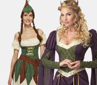 Mittelalter Kostüme Und Wikinger Kostüme Karneval Megastorede