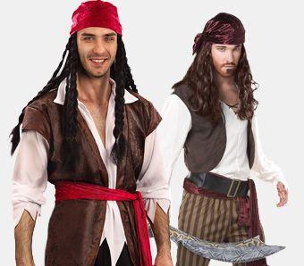 letzter Rabatt bis zu 60% sparen Super günstig Piratenkostüme für Fasching und Karneval - Karneval-Megastore.de