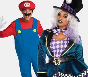 a7784d9034716 Faschingskostüme XXL, die besten Karnevalskostüme in XXL
