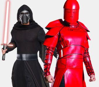 Darth Vader Karneval Kostüm Starwars Kinder Star Wars Gr L 7-9 Jahre Fasching Kleidung & Accessoires Jungenkostüme