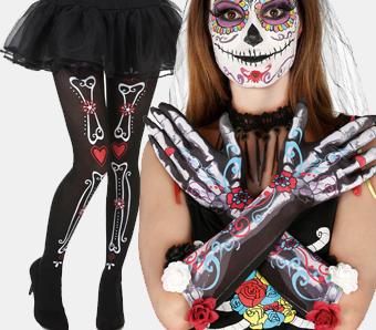 Mexikanische Totenmasken Und Mehr Karneval Megastore De