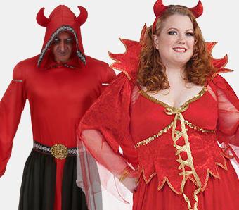 Gunstige Teufel Kostume Fur Halloween Fasching