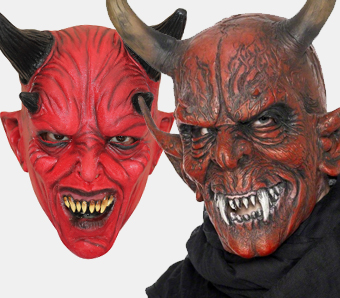 Teufelshorner Und Mehr Fur Den Hollenlook Karneval Megastore