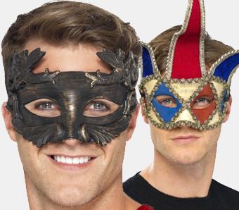 online zu verkaufen Freiraum suchen vollständige Palette von Spezifikationen Venezianische Masken günstig kaufen - Karneval-Megastore.de