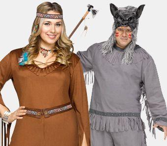 7f5fce5ab8af99 Eindrucksvolle Cowboy- und Indianerkostüme - Karneval-Megastore